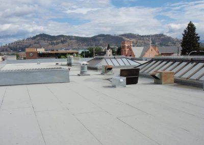 Commercial Business Roofing Company Kelowna BC